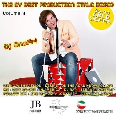 [JB Production] The My Best Production Italo Disco vol 1 [2015]