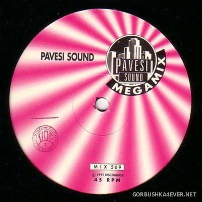 [Discomagic Records] Pavesi Sound - Megamix [1991]