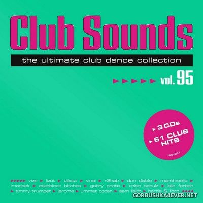Club Sounds vol 95 [2021] / 3xCD