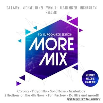 More Mix Megamix (Version Mix) [2021] Mixed by Michael Bánzi