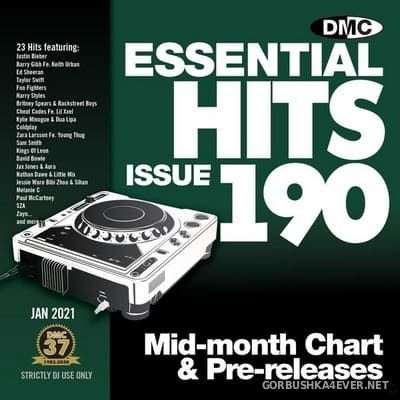 [DMC] Essential Hits vol 190 [2021]