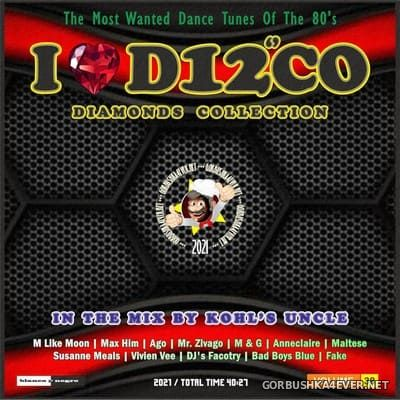 I Love Disco Diamonds Collection In The Mix vol 38 [2021] by Only Mix