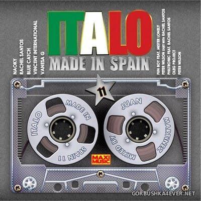 [Maxi Music] Italo Made In Spain vol 11 [2021] / 2xCD