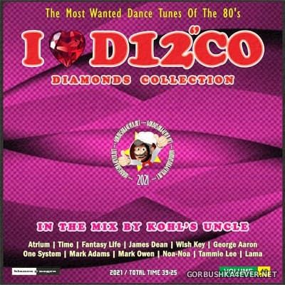 I Love Disco Diamonds Collection In The Mix vol 40 [2021] by Only Mix