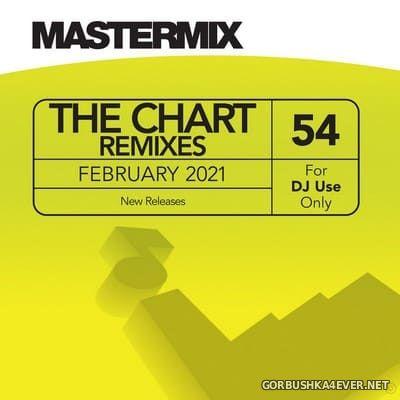 [Mastermix] The Chart Remixes vol 54 [2021]