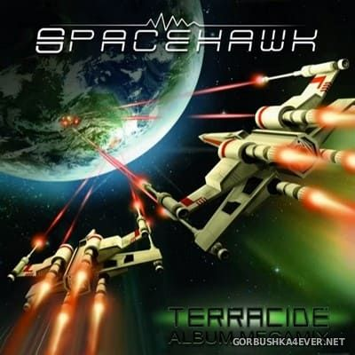 DJ SpaceMouse - Spacehawk - Terracide (Album Megamix) [2021]