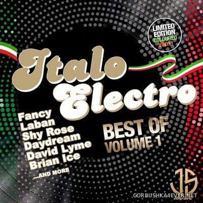 Best Of Italo Electro vol 1 [2021] By Jose Palencia