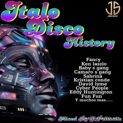 Italo Disco History Mix [2021] By Jose Palencia
