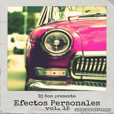 DJ Son - Efectos Personales vol 15 [2020]