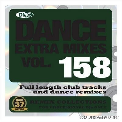 [DMC] Dance Extra Mixes 158 [2021]