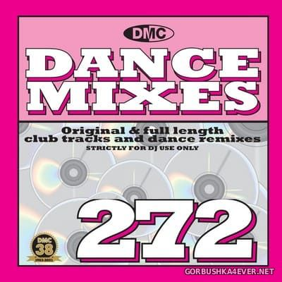 [DMC] Dance Mixes 272 [2021]