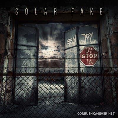 Solar Fake - Enjoy Dystopia [2021] / 3xCD / Limited Boxset Edition