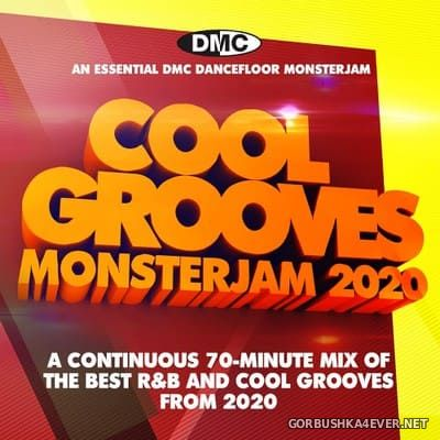 [DMC] Monsterjam - Cool Grooves 2020 [2020] Mixed By Keith Mann