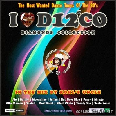 I Love Disco Diamonds Collection In The Mix vol 46 [2021] by Only Mix