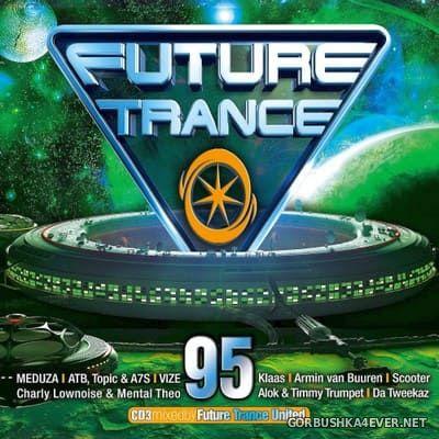 Future Trance vol 95 [2021] / 3xCD