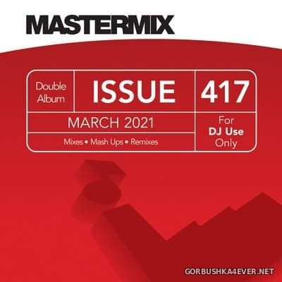 Mastermix Issue 417 [2021] March / 2xCD