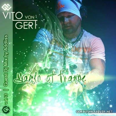 Magic Of Trance vol 13 [2021] Mixed by Addliss