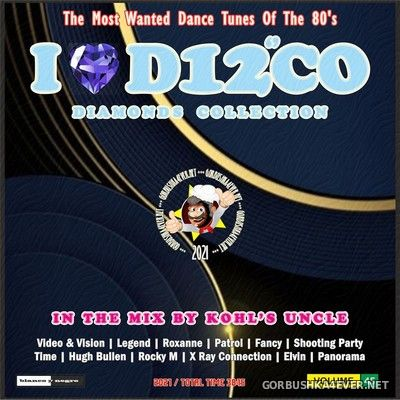 I Love Disco Diamonds Collection In The Mix vol 45 [2021] by Only Mix