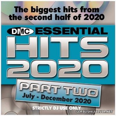 [DMC] Essential Hits - The Biggest Hits Of Year 2020 vol 2 [2021] / 2xCD