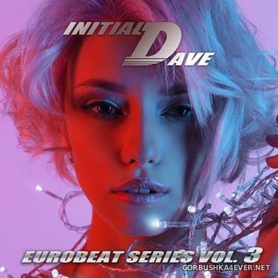 Initial Dave Eurobeat Series vol 3 [2021]