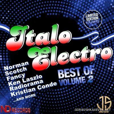 Best Of Italo Electro vol 2 [2021] By Jose Palencia & DJ Nikolay-D