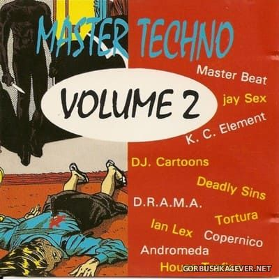 [House Records Rap] Master Techno vol 2 [1993]