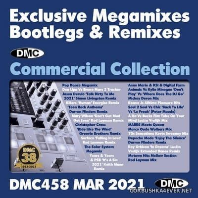 DMC Commercial Collection vol 458 [2021] March / 2xCD