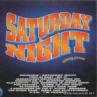 [Dig It International] Saturday Night Compilation [1994]