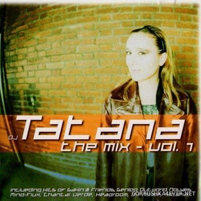 [Energetic Records] DJ Tatana - The Mix vol 1 [1998]