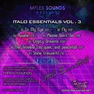 Mflex Sounds - Italo Essentials vol 3 [2017]