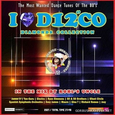 I Love Disco Diamonds Collection In The Mix vol 48 [2021] by Only Mix