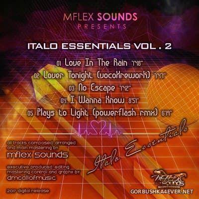 Mflex Sounds - Italo Essentials vol 2 [2017]