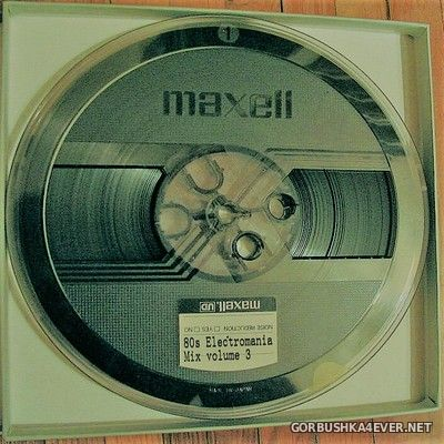 80s Electromania Mix vol 3 [2021] Mixed by Only Mix