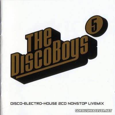 The Disco Boys vol 5 [2005] / 2xCD