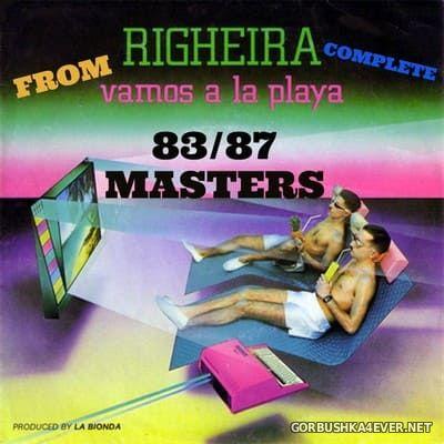 Righeira - Righeira The 80s Hit Songs [2018]