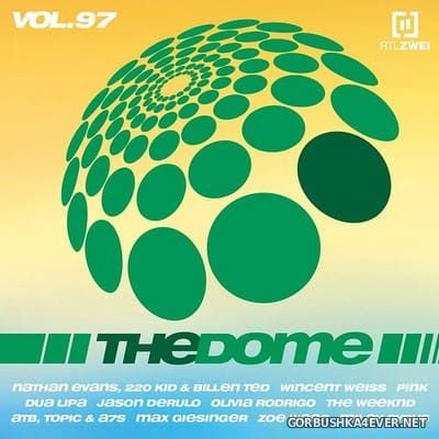The Dome vol 97 [2021] / 2xCD