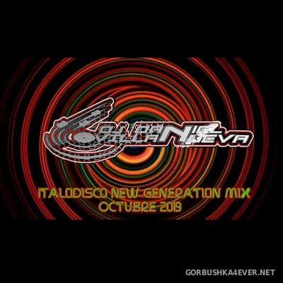 DJ Daniel Villanueva - Italodisco New Generation Mix [2019] October Edition