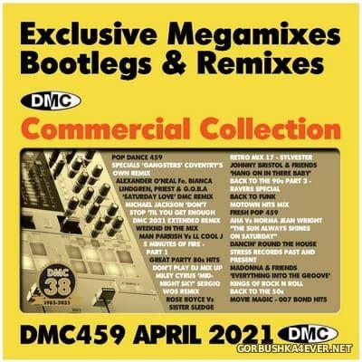 DMC Commercial Collection vol 459 [2021] April / 3xCD