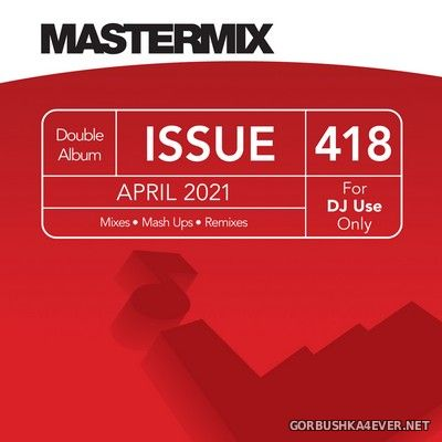 Mastermix Issue 418 [2021] April / 2xCD
