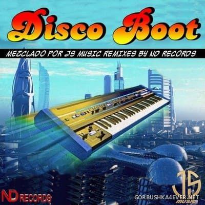 Disco Boot Mezclado Remixes [2021] by Jose Palencia