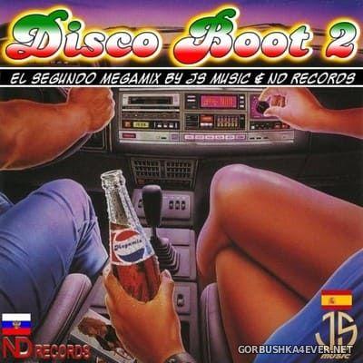 Disco Boot Mezclado Remixes 2 [2021] by Jose Palencia