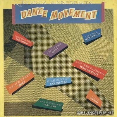 [Spotlight Records] Robyx apresenta Dance Movement I [1992]