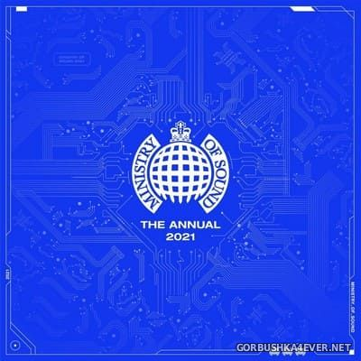 [Ministry Of Sound] The Annual 2021 [2020] / 2xCD