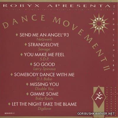 [Spotlight Records] Robyx apresenta Dance Movement II [1993]