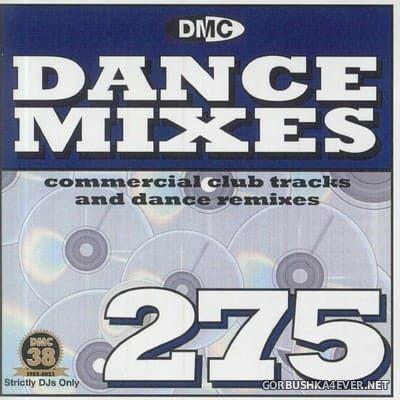 [DMC] Dance Mixes 275 [2021]
