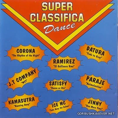 [Discomagic Records] Super Classifica Dance [1994]