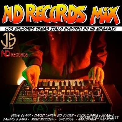 ND Records Mix 2021 By Jose Palencia