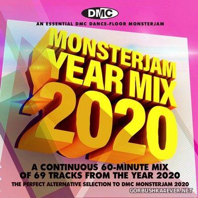 [DMC] Monsterjam Year Mix 2020 [2021] Mixed By Roaxx J