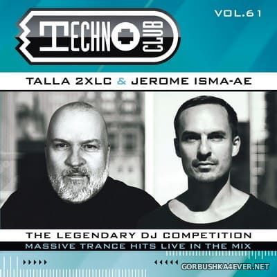 Techno Club vol 61 [2021] / 2xCD