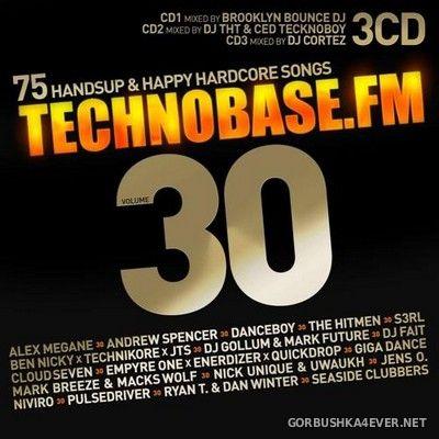 Technobase.FM vol 30 [2021] / 3xCD